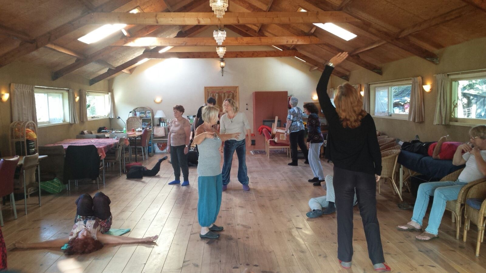Introductieworkshop Trager, mindfulness in beweging